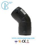De HDPE preto Eletrofusão Tubos