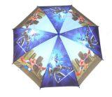カスタムプリントマンガのキャラクタの安い子供の昇進の傘