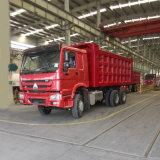 特色にされた製品Sinotruk HOWO 10は371 6X4頑丈なダンプカーかダンプトラックを動かす