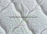 Colchones de bolsillo con la memoria la espuma de látex para Hotel Inicio Muebles de Dormitorio