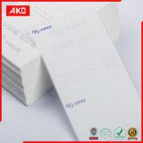 Papel termal directo de la escritura de la etiqueta de envío del fabricante