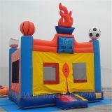Inflatablesの跳ね上がりの家、スポーツの膨脹可能なジャンパー(B1096)