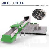 Tecido Non-Woven Equipamento de Pelotização de compactação de plástico