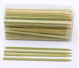 Varas de bambu plana Factoty barata (BC-BS003)
