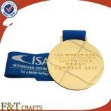 El logotipo de metal personalizados promocionales souvenirs baratos medalla medalla de metal