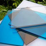 Folha contínua do policarbonato bilateral de Lexan com revestimento UV