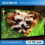 Prix favorable P6mm Affichage LED Couleur Intérieure