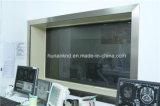 El blindaje de rayos X de la ventana de observación de vidrio