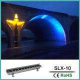 RGBW 72W LED Wand-Unterlegscheibe-Licht IP65 für im Freien (SLX-10)