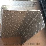 ステンレス鋼のレジ係の版304のすべり止めのステンレス鋼シート