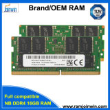 Компьтер-книжка RAM обломоков DDR4 16GB высокой эффективности 8