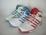Nuovo tipo popolare pattini di modo delle calzature di pallacanestro atletici