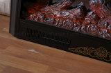 Ce aprobada muebles Hotel chimenea eléctrica calefacción de luz LED (A-801S)