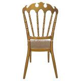 Großhandelsaluminiumgold, das gelegentlichen Chateaunapoleon-Stuhl (JY-J09, Wedding ist)
