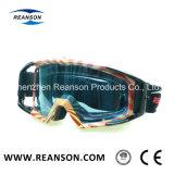 Beschermende brillen van de Fiets van het Vuil van Pirnt van de Kleur van de Afscheuring van de helm de Compatibele Post Multi