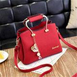 숙녀 어깨에 매는 가방을%s 가장 새로운 색깔 충돌 여자 핸드백 끈달린 가방