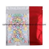 Sacchetto di imballaggio di plastica del commercio all'ingrosso della spezia della chiusura lampo della stagnola del sacchetto del Mylar