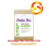 自然なハーブの列の脂肪分解の解毒の茶
