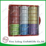 Hohles Polyester-Ineinander greifen-Farbband für Dekoration-Schmucksachen
