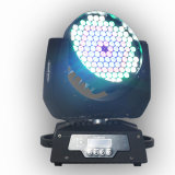 108 indicatore luminoso capo mobile della lavata di PCS 3W LED