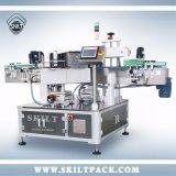 고성능 레테르를 붙이는 기계를 인쇄하는 둥근 단지 또는 깡통 순간