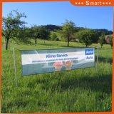 Il PVC di prezzi di fabbrica fa pubblicità alla bandiera esterna della via del vinile