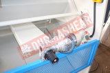 QC12y-8*2500 ruptura hidráulica da máquina para cortar chapa de aço leve de alumínio
