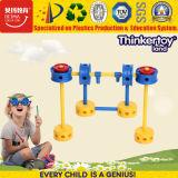 Blocs de construction merveilleux jouets éducatifs intéressant Pet Toy