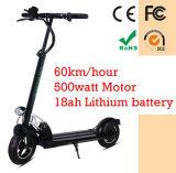 Un motorino elettrico motorizzato mini piegatura 2000W 1000watt delle 2 rotelle