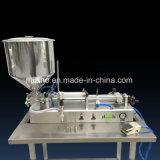 Жидкий Semi Auto Горизонтальная машина с нержавеющей стали