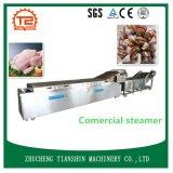 Blanchiment électrique de pâtes et machine Steaming