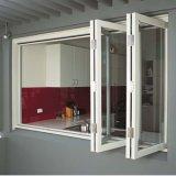 Modernes Puder beschichtete Aluminiumschiebetür und Windows für Baumaterialien