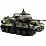 1/72의 7개의 기능을%s 가진 소형 전기 작은 모델 RC R/C 탱크 장난감