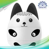 Individu-Rupteur d'allumage mains libres de dessin animé de lecteur de musique de mini de Bluetooth support sans fil animal portatif de haut-parleur