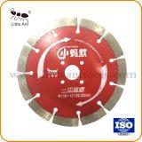 158mm utiliser les outils électriques Sec disque de coupe Hot-Pressed Diamond lame de scie circulaire