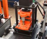 Rullo d'acciaio chiaro registrabile che forma macchina per il taglio automatico/che perfora