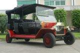 Design hábil Certificado CE de 4 rodas para o Turismo de Veículo Eléctrico