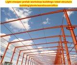 Edificio de almacenaje estructural de acero ligero