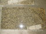 Granit de jaune de peau du tigre G628 pour le carrelage/brame /Countertop