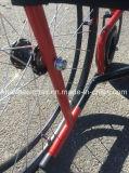 Plegamiento confiable, sillón de ruedas manual de acero