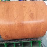 PPGI couché couleur bois