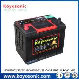 De droge Batterij N150 12V 150ah van de Vrachtwagen van de Auto droogt de Geladen AutoBatterij van de Vrachtwagen van de Batterij van de Auto 24V
