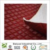 Nähendes und steppendes Gewebe-einzelnes seitliches thermisches Füllmaterial