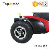106 Taiwan importierten den Aufladeeinheit behinderten Mobilitäts-Roller, der mit den Sitzstoßdämpfern aufgebaut wurde
