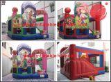 3 in 1 castello di salto gonfiabile combinato per il parco di divertimenti (T3-715)