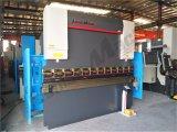 Mittellinie MB8-250t*3200 4+1 CNC-Presse-Bremsen-verbiegende Maschine für das Stahlverbiegen