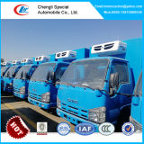 Isuzu冷却装置トラック、販売のためのRefrigerator CoolingヴァンTruck 3-5tons