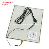 17 pantalla táctil resistente del alambre de la pulgada 4 para la pantalla del LED LCD