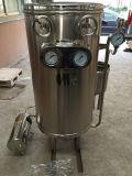 Automatische UHT-Ring-Rohr-Sterilisation für Milch-Industrie