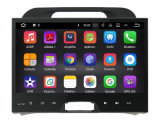 10.2polegada Rádio Android Multimídia para KIA Sportage 2010- 2016, Sistema de Navegação GPS automático